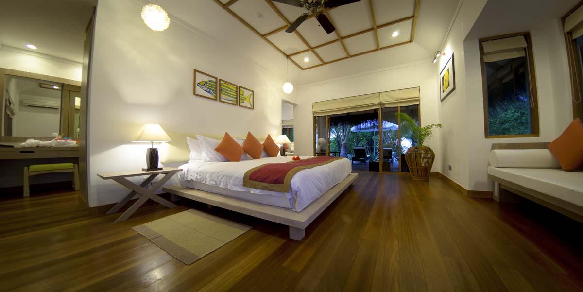 Honeymoon Pool Villa
