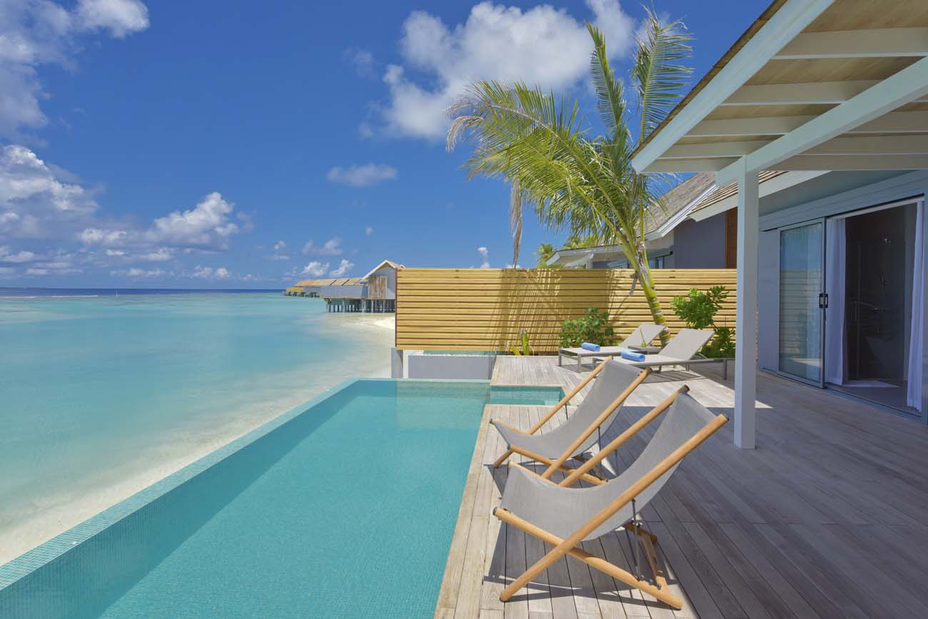 Luxury Pool Villas Maldives: Kuramathi Maldives
